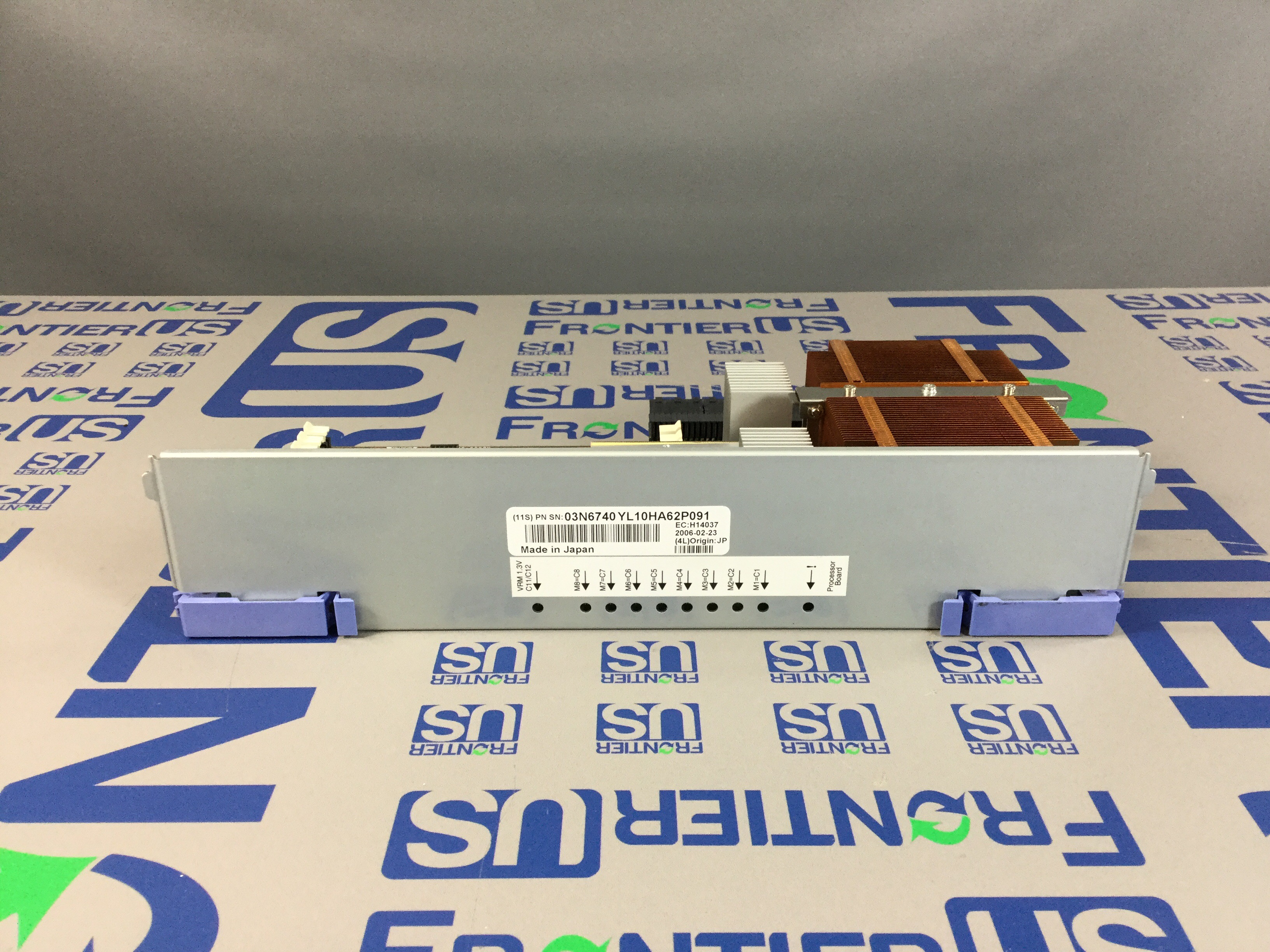 Processor 8313 IBM 03N6740 1.5GHZ 4WAY POWER5